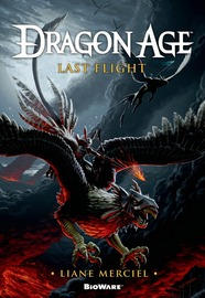 Cover of Dragon Age: Last Flight
